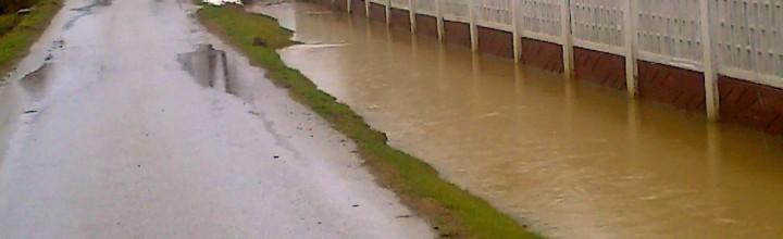 Poplava u Donjem Zebancu
