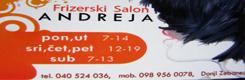 Frizerski salon Andreja