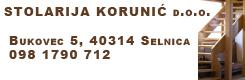 Stolarija Korunić d.o.o.